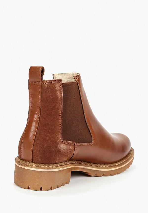 Фото 9 - Женские ботинки и полуботинки Tamaris коричневого цвета