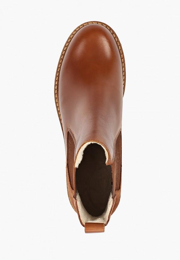 Фото 10 - Женские ботинки и полуботинки Tamaris коричневого цвета