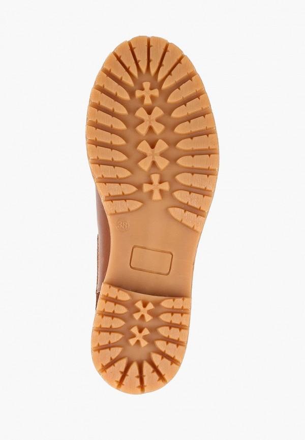 Фото 5 - Женские ботинки и полуботинки Tamaris коричневого цвета
