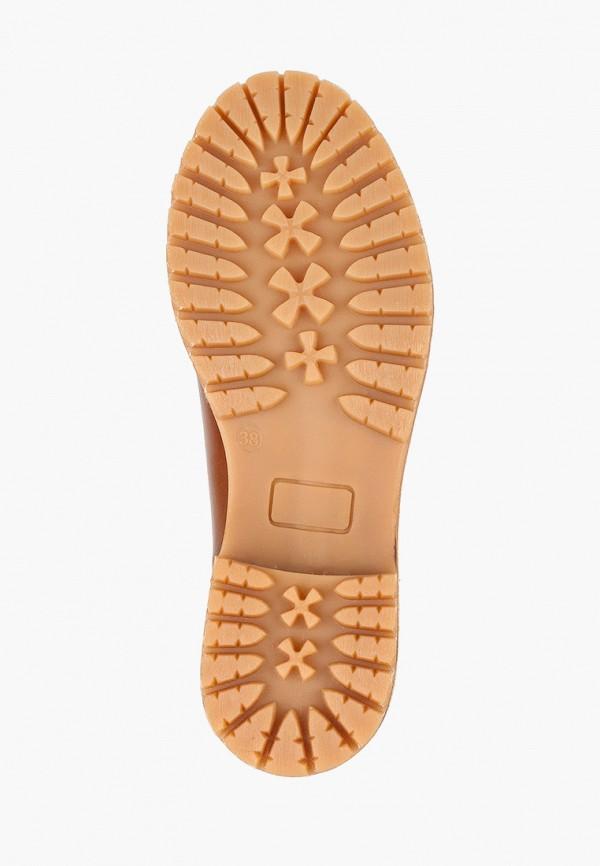 Фото 11 - Женские ботинки и полуботинки Tamaris коричневого цвета