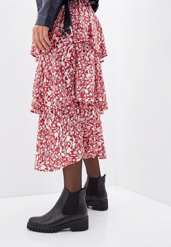 Фото 6 - Женские ботинки и полуботинки Tamaris черного цвета