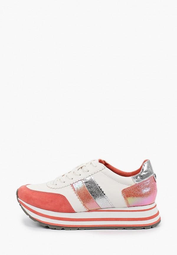 женские кроссовки tamaris, разноцветные