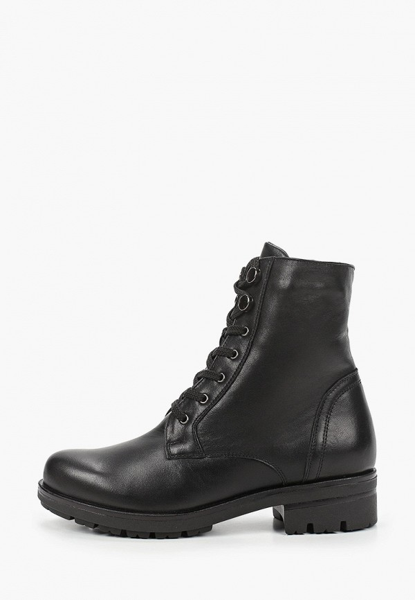 женские ботинки tamaris, черные