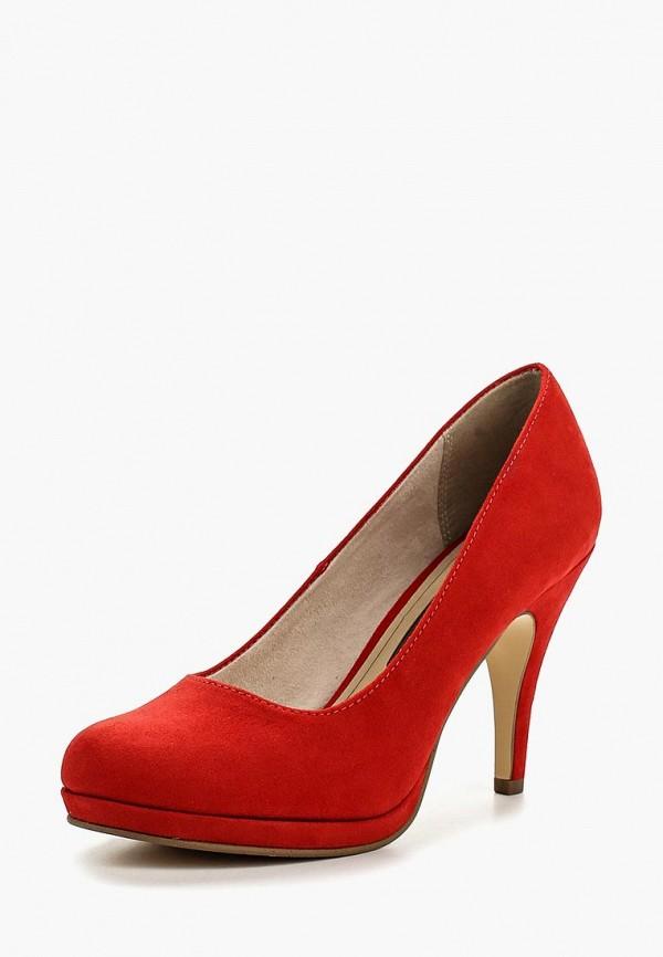 Туфли Tamaris Tamaris TA171AWOZO70 цены онлайн