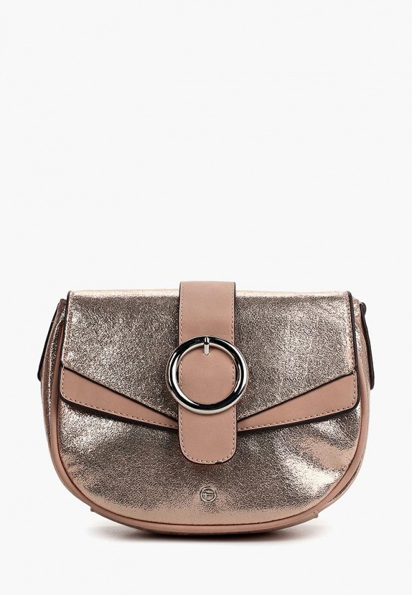 женская сумка tamaris, розовая