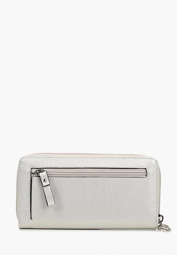 Фото 2 - женский кошелек или портмоне Tamaris серебрянного цвета