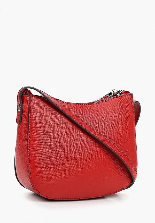 Фото 2 - женскую сумку Tamaris красного цвета