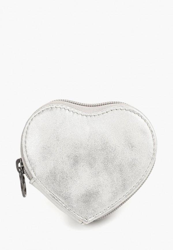 женский кошелёк tamaris, серебряный