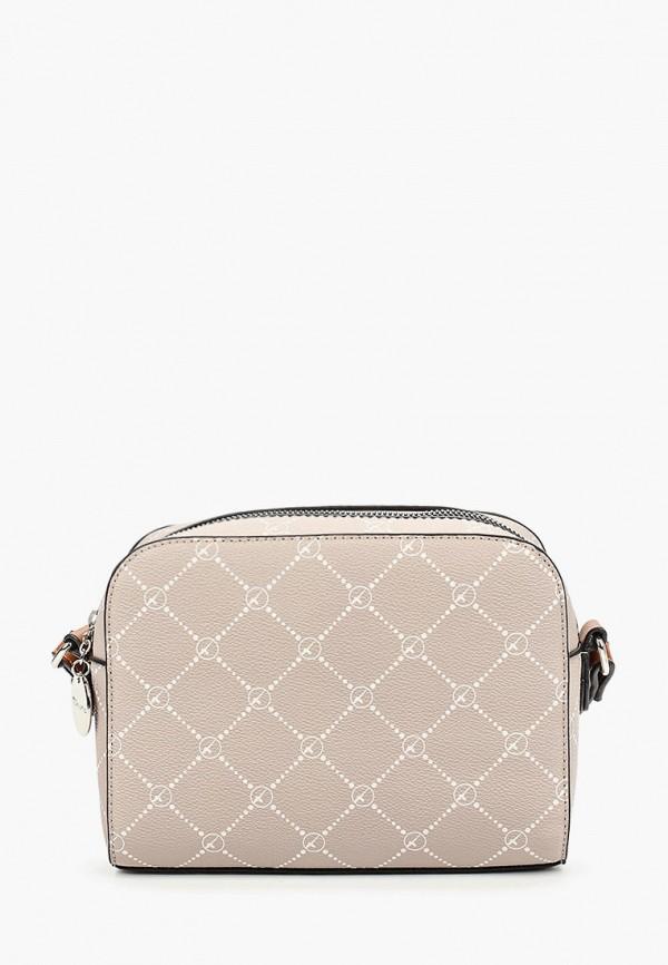 женская сумка tamaris, бежевая