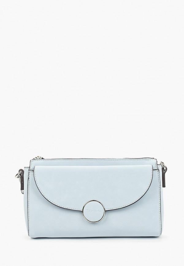 женская сумка tamaris, голубая