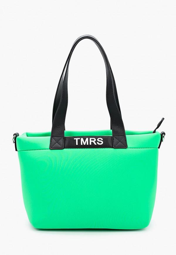 женская сумка tamaris, зеленая