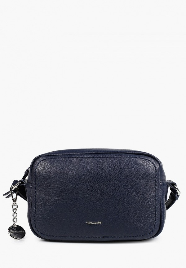 женская сумка tamaris, синяя
