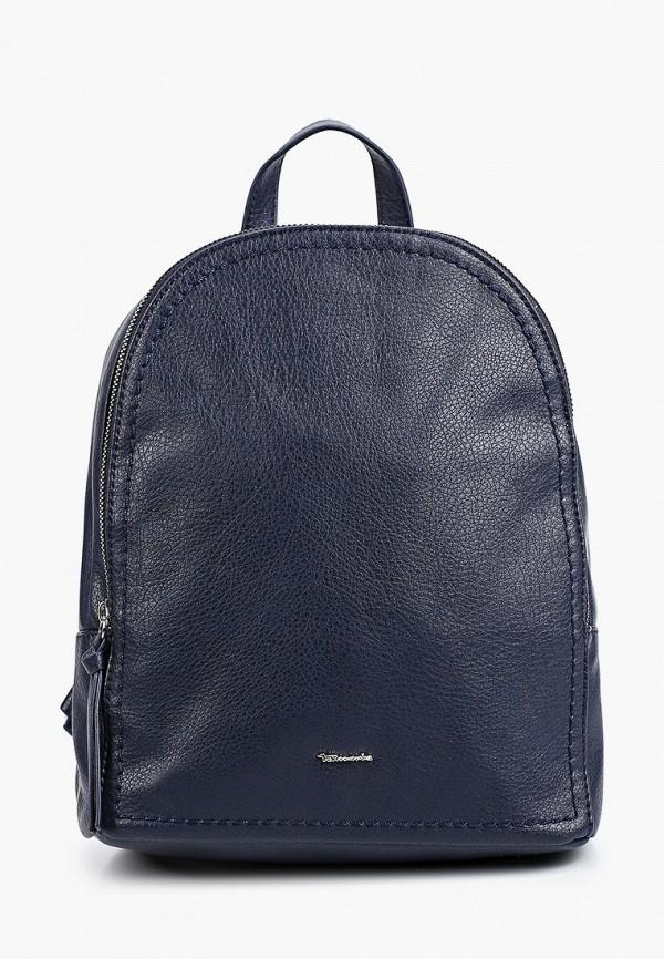 женский рюкзак tamaris, синий