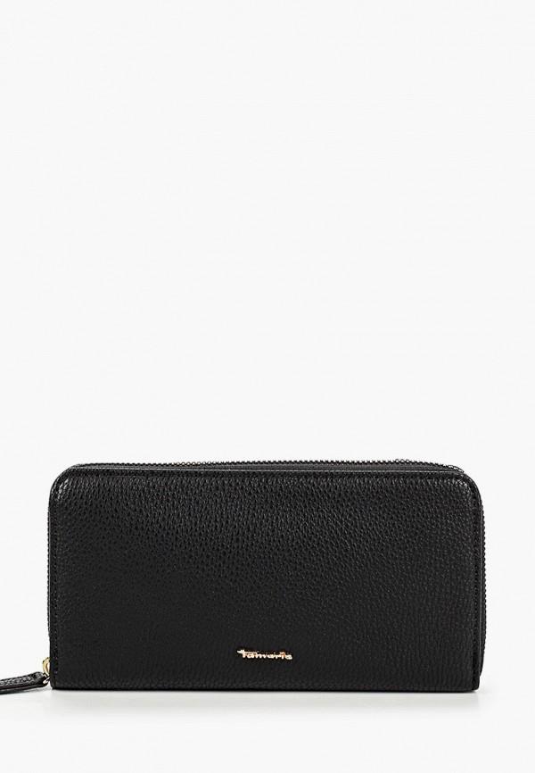 женский кошелёк tamaris, черный