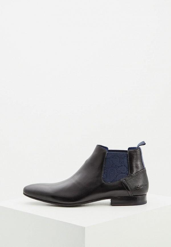 Купить Ботинки Ted Baker London, TE019AMBXSA9, черный, Осень-зима 2018/2019
