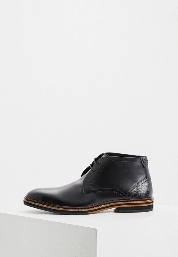 мужские ботинки ted baker london, черные