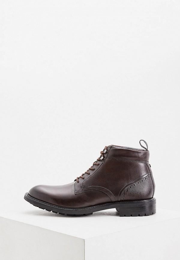 мужские ботинки ted baker london, коричневые