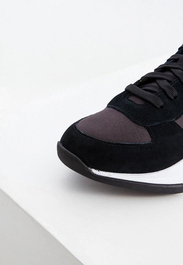 Фото 4 - Женские кроссовки Ted Baker London черного цвета
