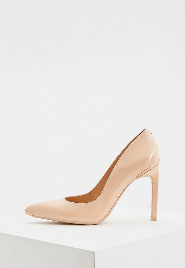 женские туфли ted baker london, бежевые