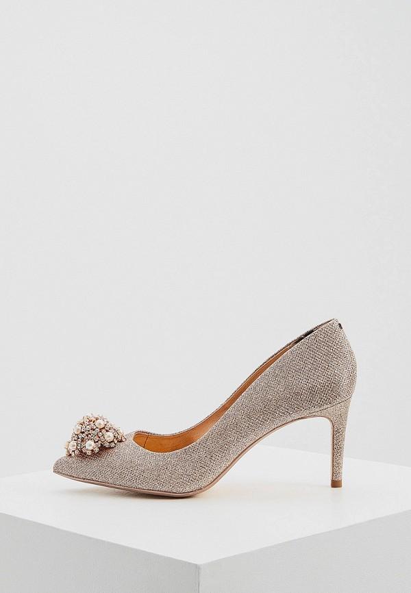 женские туфли ted baker london, золотые