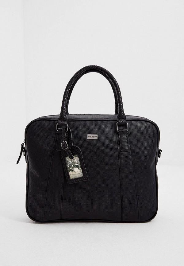 мужская сумка ted baker london, черная