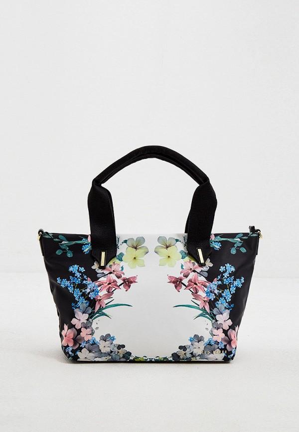 женская сумка ted baker london, разноцветная