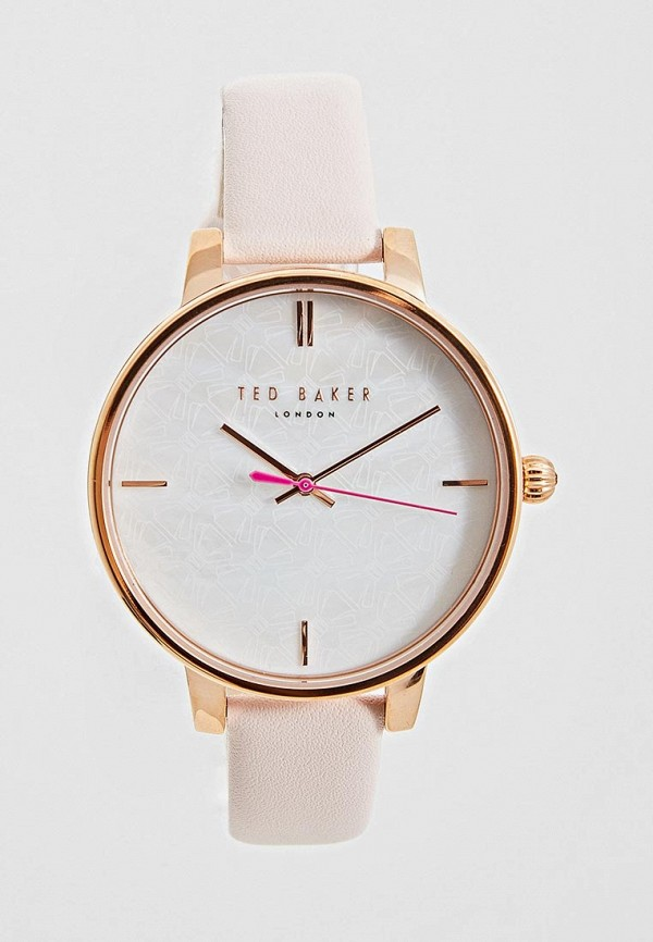женские часы ted baker london, розовые