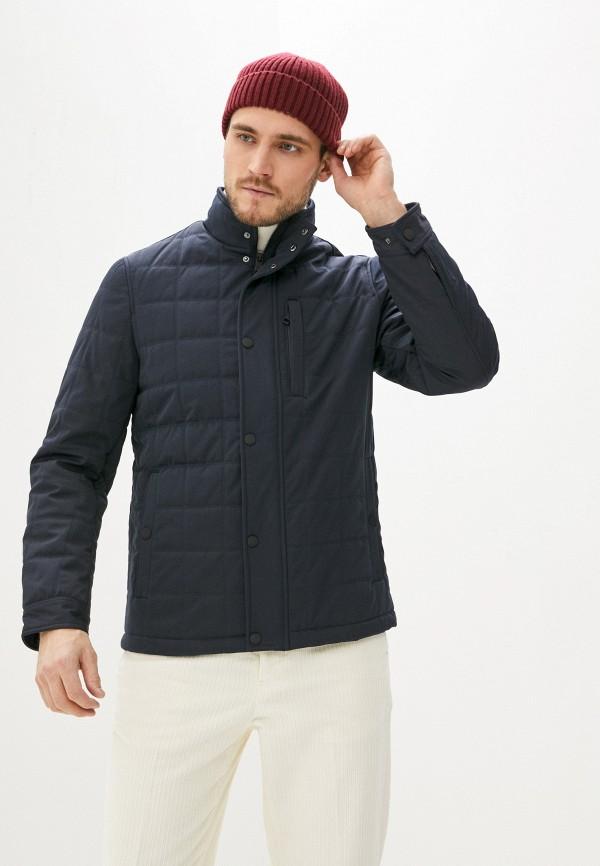 мужская куртка ted baker london, синяя
