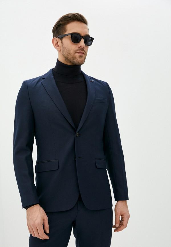 мужской пиджак ted baker london, синий