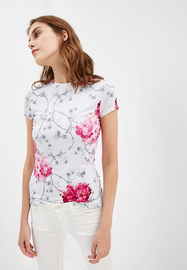 Футболка Ted Baker London Ted Baker London TE019EWCEEJ9 туфли ted baker london ted baker london te019amzip16