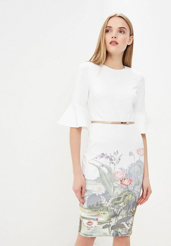 Платье Ted Baker London Ted Baker London TE019EWEHGU6 пуховик ted baker london ted baker london te019ewceel8