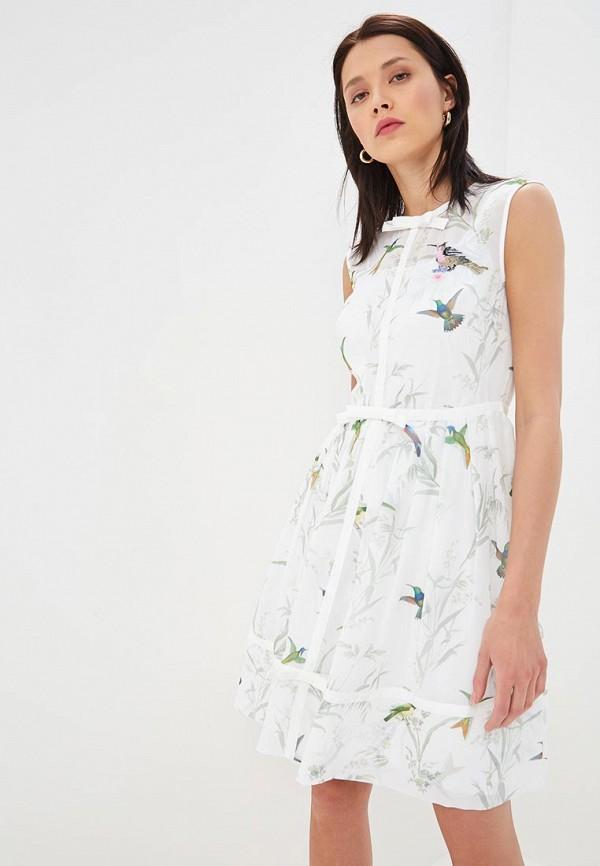 Платье Ted Baker London Ted Baker London TE019EWEHHE5 ted baker наручные часы