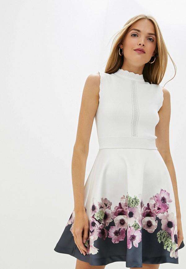 Платье Ted Baker London Ted Baker London TE019EWFYCE4 платье ted baker london ted baker london te019ewvxh39