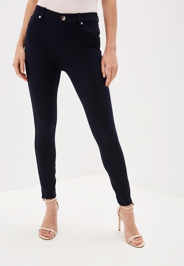 женские повседневные брюки ted baker london, синие