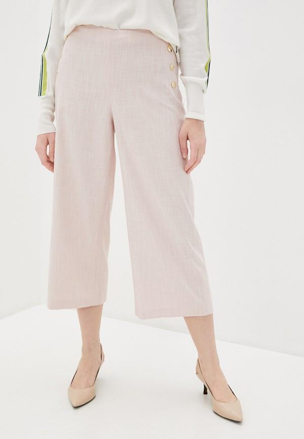 женские брюки ted baker london, розовые