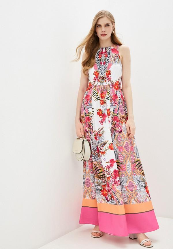 женское повседневные платье ted baker london, разноцветное