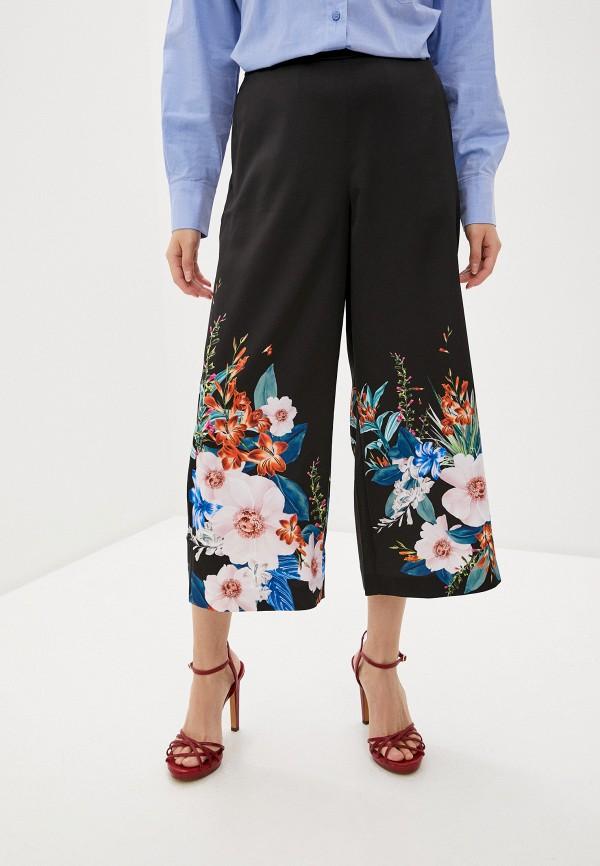 женские повседневные брюки ted baker london, черные