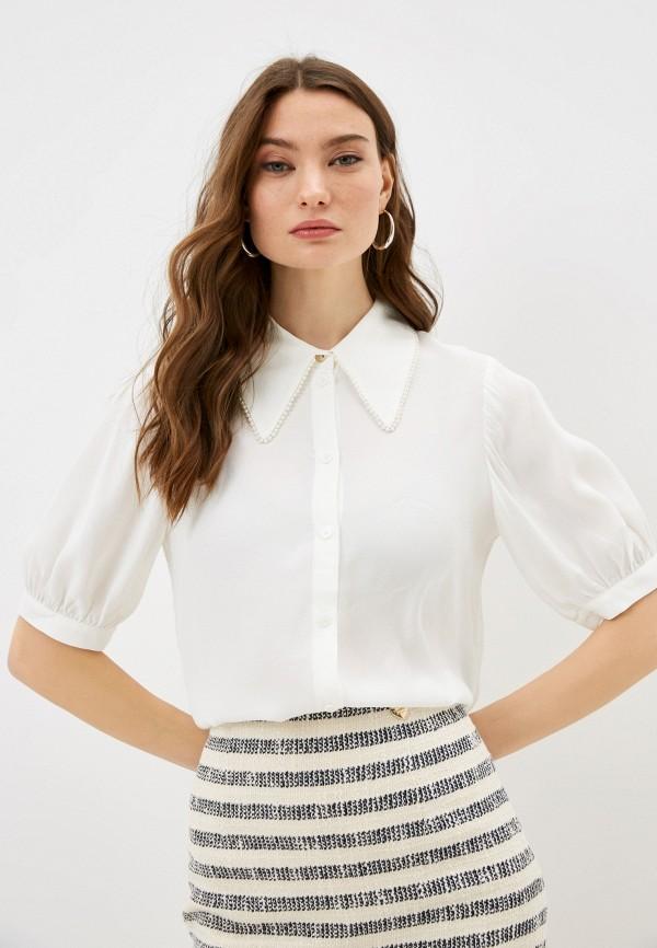 женская блузка ted baker london, белая