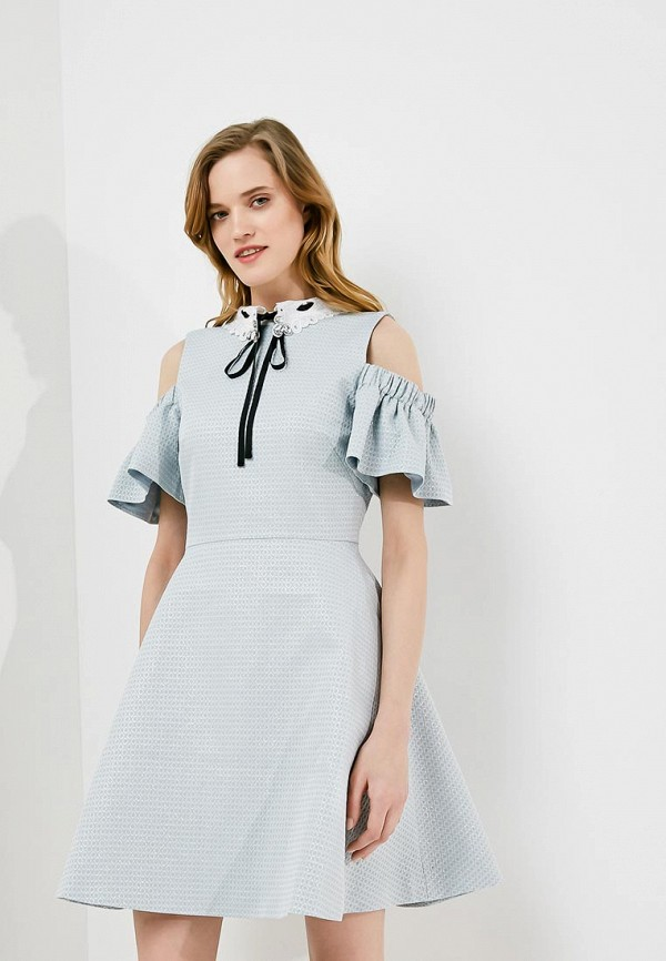 купить Платье Ted Baker London Ted Baker London TE019EWZVO01 по цене 10840 рублей