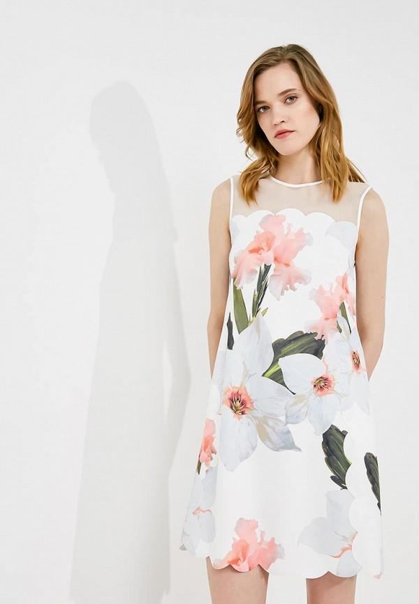 купить Платье Ted Baker London Ted Baker London TE019EWZVO09 по цене 8990 рублей
