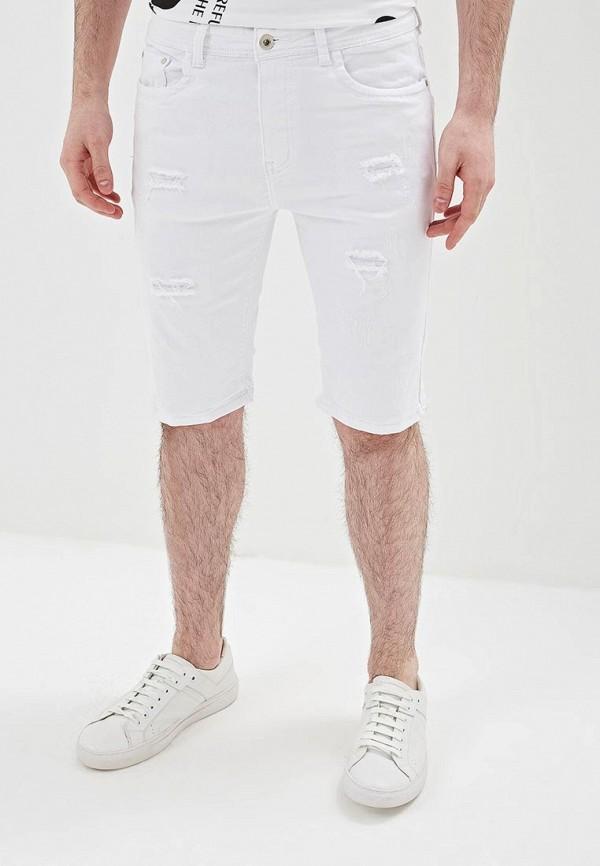Фото - Шорты джинсовые Terance Kole белого цвета