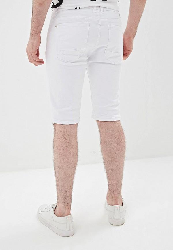 Фото 3 - Шорты джинсовые Terance Kole белого цвета