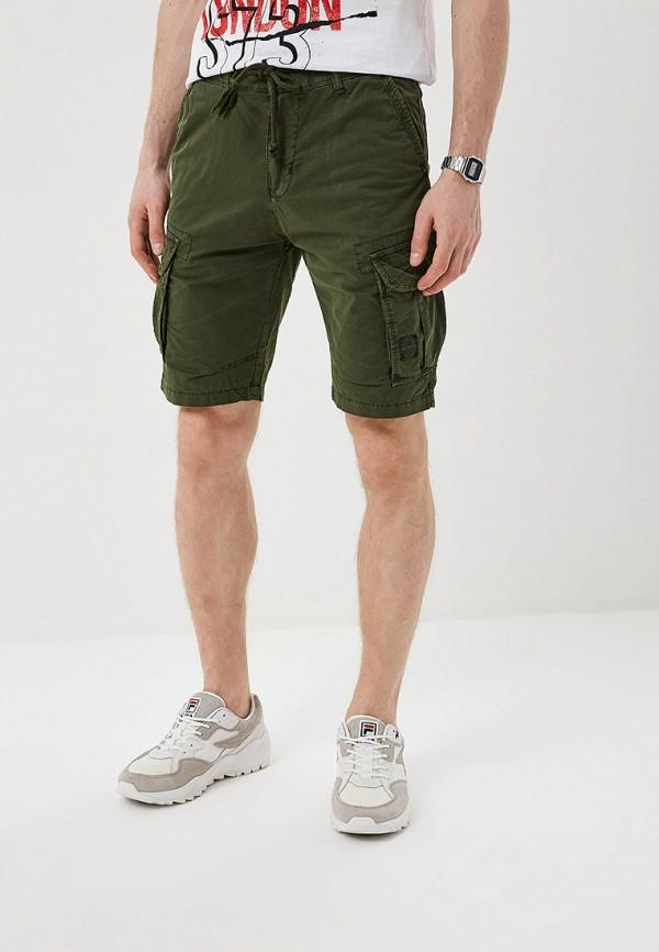 мужские шорты terance kole, хаки