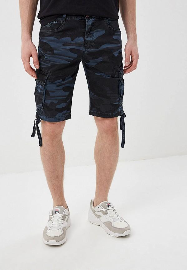 Фото - мужские шорты Terance Kole синего цвета