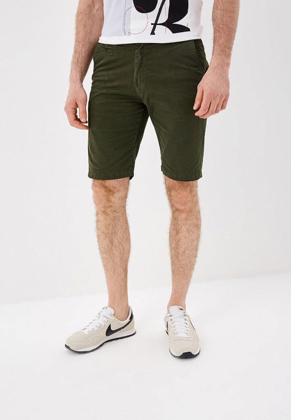 мужские повседневные шорты terance kole, зеленые