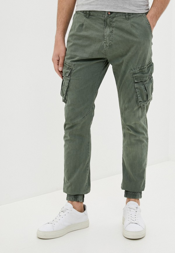 мужские брюки terance kole, хаки