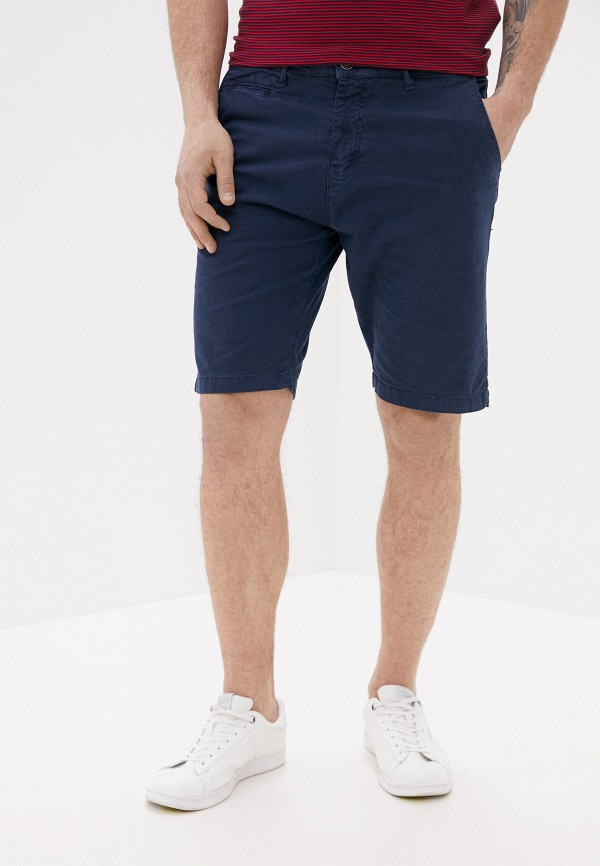мужские повседневные шорты terance kole, синие