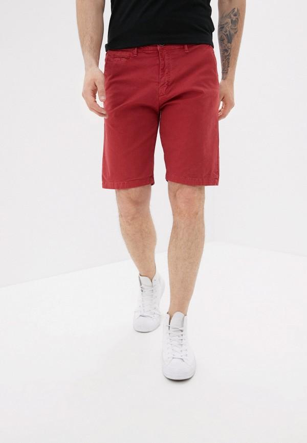 мужские повседневные шорты terance kole, красные