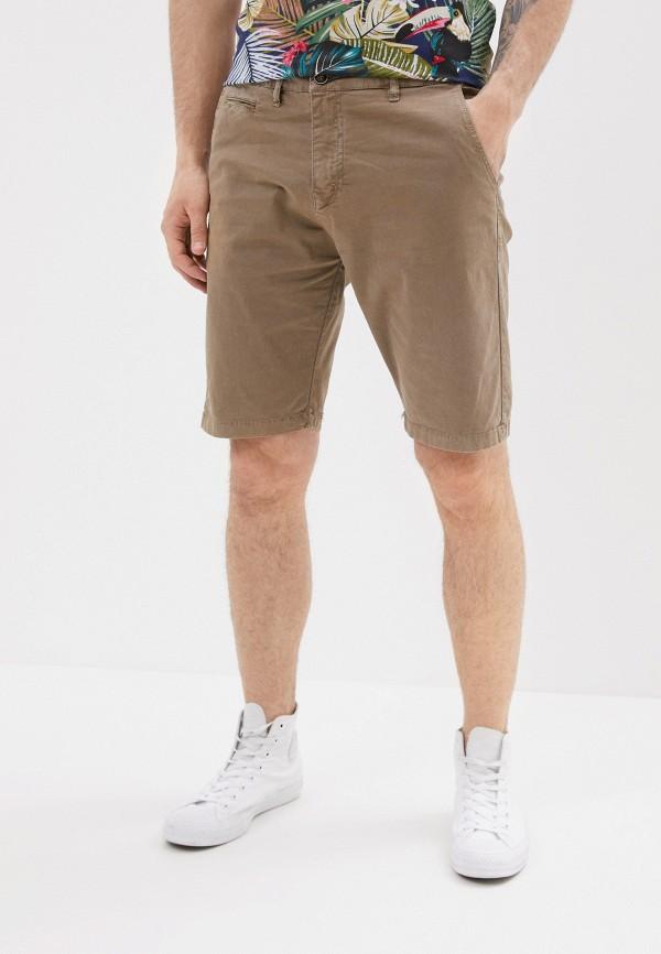 мужские повседневные шорты terance kole, бежевые