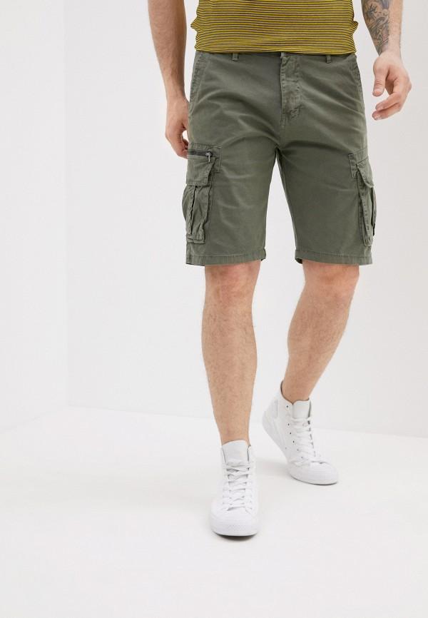 мужские повседневные шорты terance kole, хаки